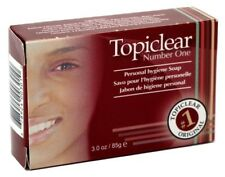 (3 Pack) TOPICLEAR NUMBER ONE SOAP 3 Ounce BOXED