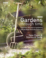 Gardens through time: Celebrate 200 years of gardening with the Royal Horticultu