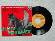 """45T 7"""" ELVIS PRESLEY """"Le cavalier du crépuscule"""" RCA VICTOR 86.294 FRANCE 1965 /"""