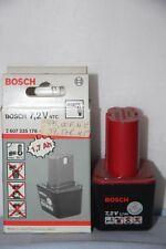 NEUF - BOSCH - Batterie 7.2 v ntc - 1.7 aH - 2 607 335 178-750