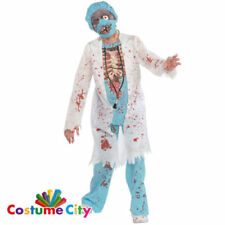 Amscan Complete Outfit Doctor & Nurse Fancy Dress for Boys