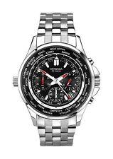 Reloj de Pulsera Sekonda Para hombres Hora Mundial 3432 RRP £ 109.99