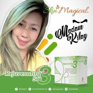 REJUVENATING SET #3 By. Skin Magical (🇺🇸🇵🇭SUPPLIER)