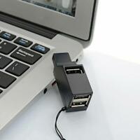 USB Multi Port Adapter High Speed 3.0 Hub Multiple OTG For PC E8C0 Laptop H4C8