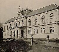 1899 Aufdruck Colonial South Afrika The South Afrikanischer Museum Umhang Stadt