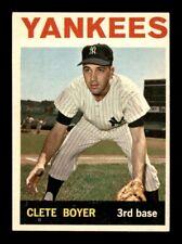 1964 Topps #69 Clete Boyer Yankees VG-EX *7w