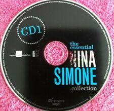 NINA SIMONE CD THE ESSENTIAL COLLECTION CD 1   SIN PORTADAS