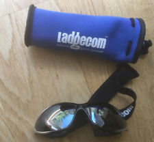 Ladgecom Extreme Sports  Sun Glasses foam backing, Dark Lens