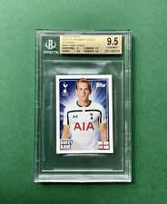 2014 Harry Kane ROOKIE Topps Soccer Sticker BGS 9.5 Gem Mint