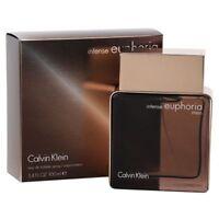 Euphoria Intense Calvin Klein Men Cologne Perfum Eau De Toilette Spray Edt 3.4oz