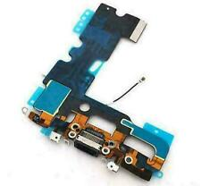 """For iPhone 7 4.7"""" Charging Port Flex Cable With Antenna Usb With Mic Grey"""