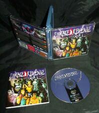 *** Zombie Revenge - Komplett - PAL - Deutsch - Sega Dreamcast ***