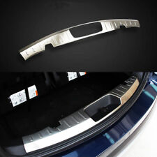 Rear Cargo Sill Guards Protector Plate Cover Trim for 2016-2017 Ford Explorer