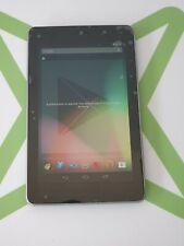 Asus Google Nexus 7 ME370T Wi-Fi 16GB Negra Buenas Condiciones