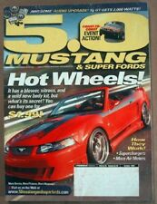 5.0 MUSTANG 2003 OCT - ALL ABOUT MASS AIR METERS