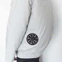 KQ_ DI- Cy_ 2Pcs 5V Mini USB Cooling Fan for Summer Air Conditioning Jacket Clot
