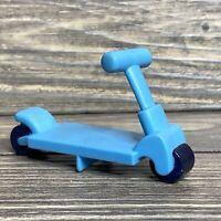 Mattel Dora The Explorer Talking House Blue Scooter Replacement Parts Pieces