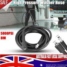 8M 5800PSI 40Mpa High Pressure Cleaner Washer Washing Hose Pipe For Karcher K2