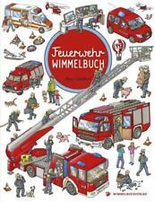 Feuerwehr Wimmelbuch - Das große Bilderbuch ab 2 Jahre
