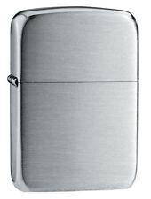 "Zippo ""Sterling Silver"" Satin Finish Lighter, 1941 Replica,  Velour Box, 24"