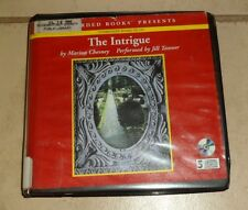 The Intrique Marion Chesney Audio Book Cds