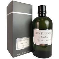 Grey Flannel for Men by Geoffrey Beene 8 oz Eau de Toilette Splash