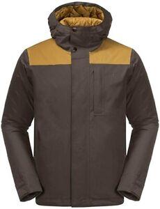 Jack Wolfskin Mens Oakwood Jacket in size S - 99p Auction