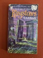 RINGSTONES (Sarban/John William Wall/1st US/PBO/witchcraft)