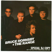 Bruce Hornsby & The Range Special DJ Japan Ep 1989 + REMIX CD + LIVE