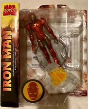 """2011 Marvel Select IRON MAN 7"""" Action Figure Avengers by Diamond Select - NEW"""