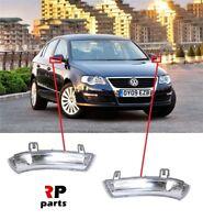 Para VW Passat B5.5 03-05 Passat B6 05-10 Ala Espejo LED Repetidor Derecho O//S