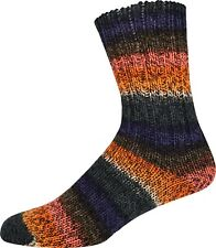ONline Sockenwolle Supersocke 6-fach Merino - Color 150 g Farbe 2394