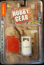 15051 Axt, Propan, Benzinkanister, 1:10 Hobby Gear