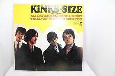 kinks-size LP the kinks reprise r-6158 1965