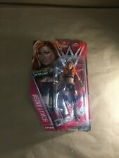 Wwe Divas Becky Lynch Action Figure First Time in the Line