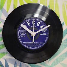 "The George Shearing Trio 'Consternation' Retro Chic 7"" Vinyl Record Wall Clock"