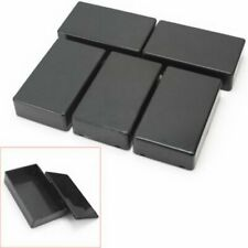 5X ABS DIY Plastic Electronic Project Box Enclosure Instrument 100x60x25mm