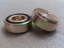 ZM 4pcs full aluminum machine feet -gold Diameter: 44mm, high: 17mm type B