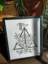 Harry Potter Framed Print | The Deathly Hallows
