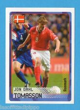 ROAD TO THE FIFA WC KOREA JAPAN 2002-Figurina n.91- TOMASSON - DANIMARCA -NEW