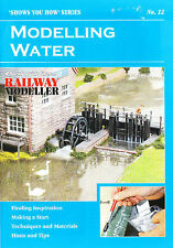 Peco SYH 12 The Railway Modeller Book Modeling Water New 8 page Booklet 1st Post