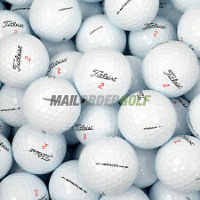 100 Refinished Titleist PROV1x Golf Balls White Reconditioned - Highest Quality