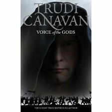 Voice of the Gods (Age of the Five), By Trudi Canavan,in Used but Acceptable con