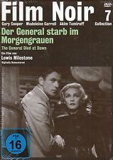 DVD NEU/OVP - Der General starb im Morgengrauen - Gary Cooper & Akim Tamiroff