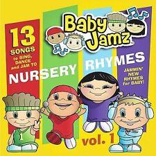 RARE NEW SEALED Baby Jamz : Nursery Rhymes Vol. 1 CD - Solange Knowles