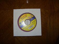Grinding Disc/Wheel 6.0mm x 105mm dia Tecomec Carlton Jolly Oregon  sharpener