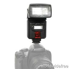 Bower SFD885C Digital E-TTL Twin Flash fits Canon EOS 7D 5D 60D  Rebel T3 T3i XS