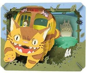 Ensky PAPER THEATER Studio Ghibli My Neighbor Totoro Mei Pick Up PT-101 Japan