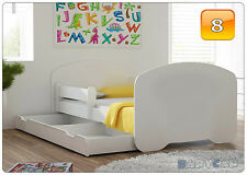LIMITED SALE 140x70 160x80 Toddler Children Kids Bed Mattress Drawer BOYS&GIRLS