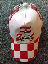 2006 FIFA World Cup Germany, CROATIA HAT CAP, ŠAHOVNICA HRVATSKA !